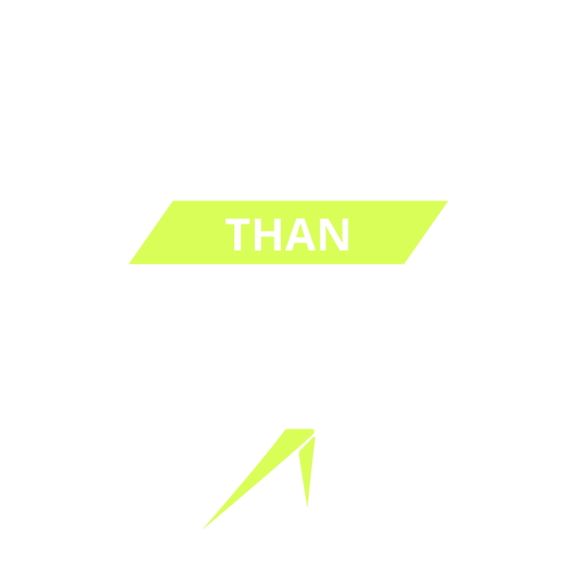More than running